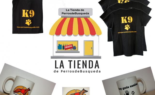 La tienda de PerrosdeBusqueda