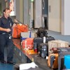 "alt=""perro detector droga maletas aeropuerto"""