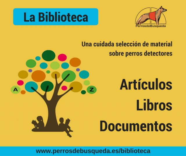 Biblioteca Perros Detectores