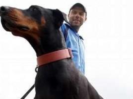 """alt=""""perro encuentra viva desaparecida Ribeira"""""""