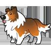 miniatura perros de rescate