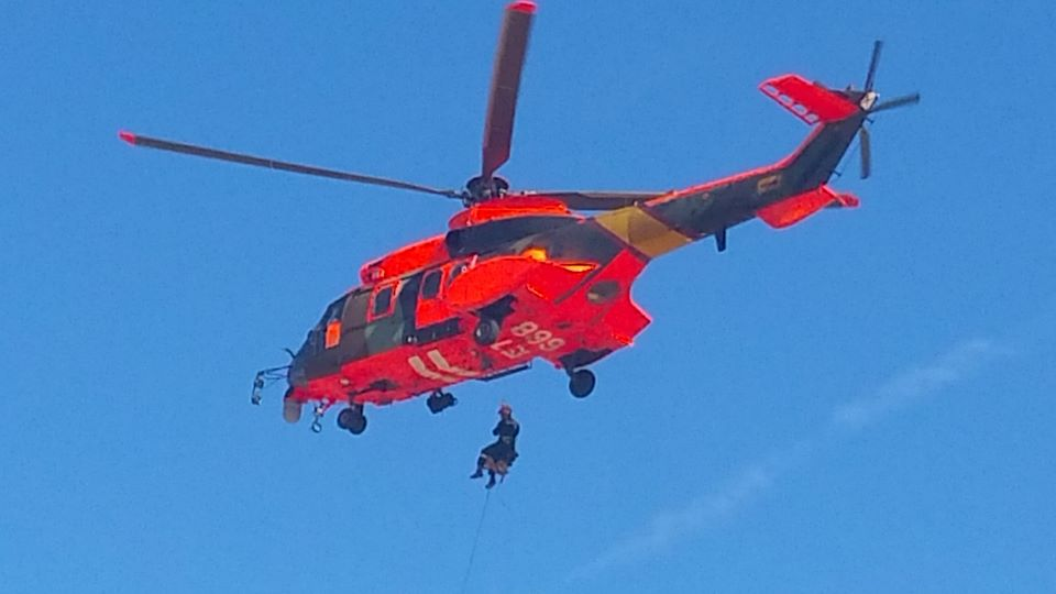 Helitransporte
