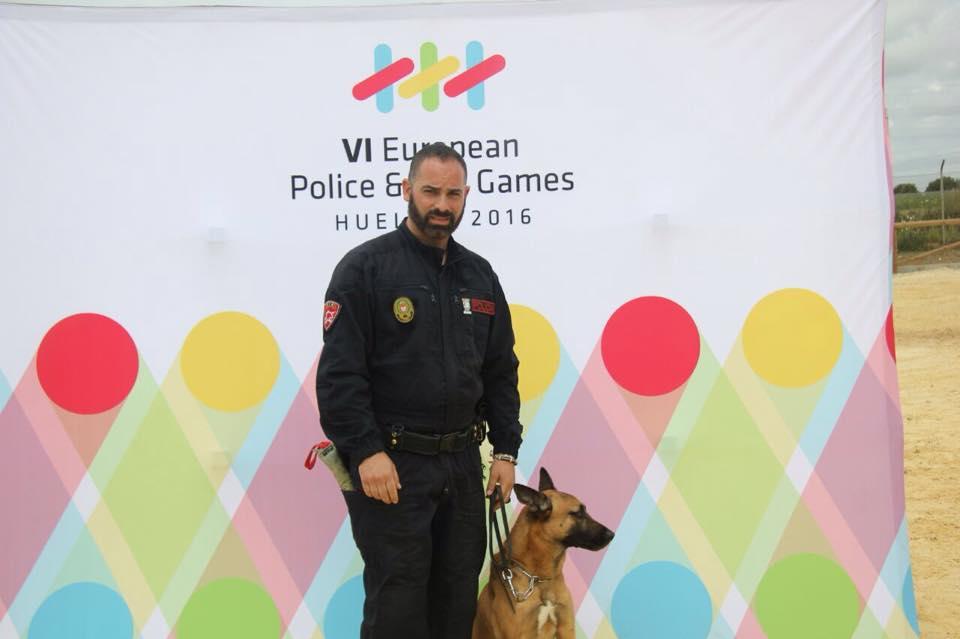 Guia y perro ganadores