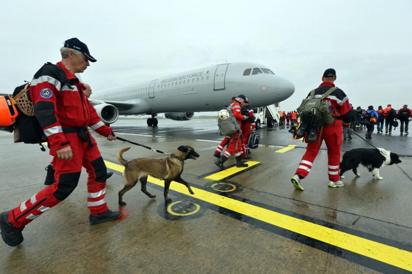 Código ético para guías caninos de rescate