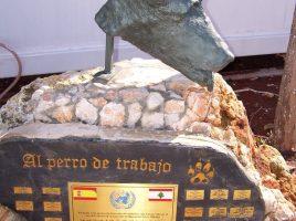 homenajes a los perros de trabajo