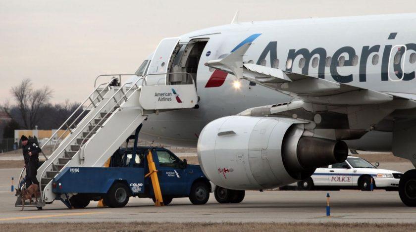 vuelo de American