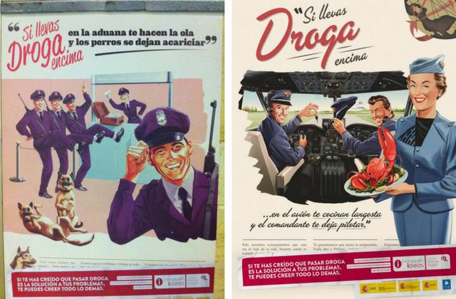 campaña vintage