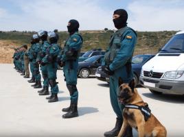 Unidad Canina del GAR