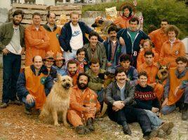 Grupo del Perro de Salvamento de Euskadi