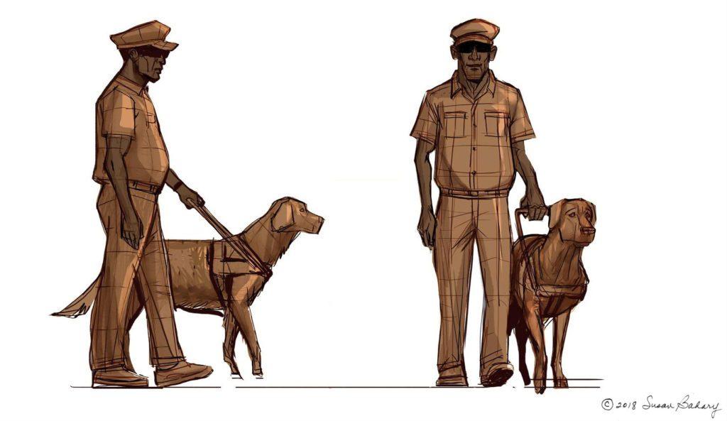 Monumento Nacional a los Animales de Servicio