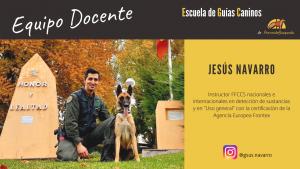 Equipo docente Escuela de Guías Caninos-EGC