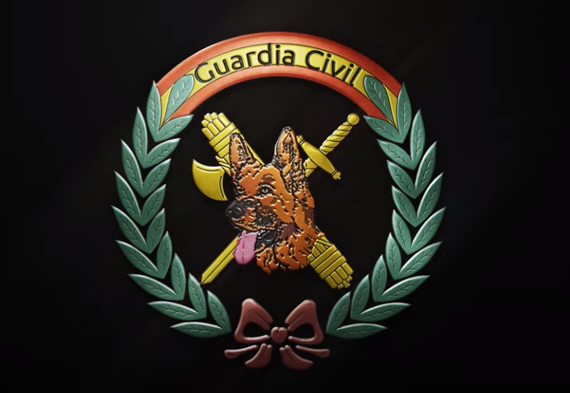 Servicio Cinológico Guardia Civil (SECIR)