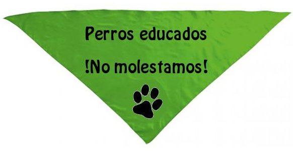 pañuelo Flashmob perros