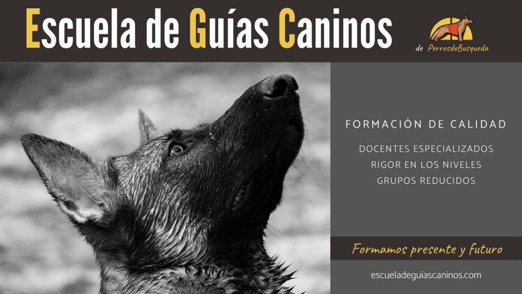 Escuela de Guías Caninos-EGC