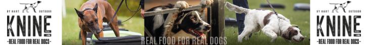 nutrición en los perros de trabajo