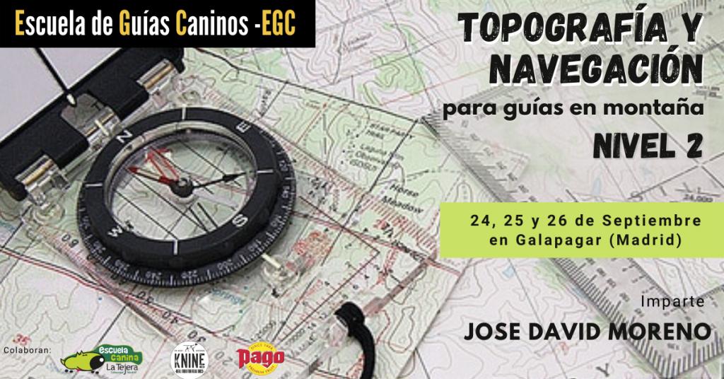 taller topografia y navegación EGC